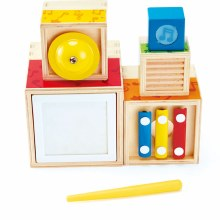 Hape Stacking Music Set