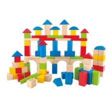 Hape Build Up & Away Blocks