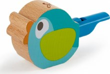 Bird Call Whistle- Turquoise