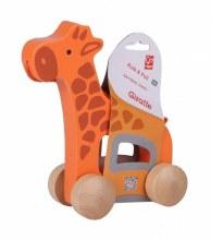Hape Wooden Giraffe