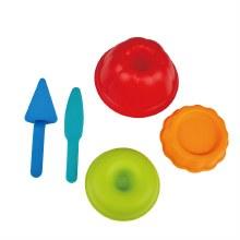Baker's Trio Sand Toys