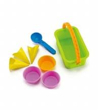 Ice Cream Shop Sand Toys