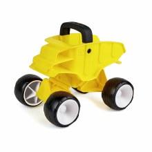 Dump Truck Yellow