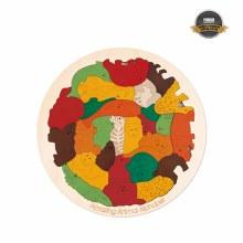 Hape Amazing Animal Alphabet Puzzle