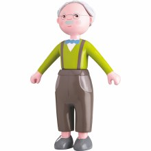 Haba Little Friends Bendy Dolls - Grandpa Kurt
