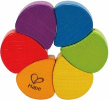 Hape Rainbow Rattle
