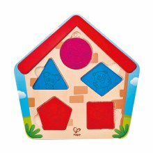 Hape Who's In The House Puzzle