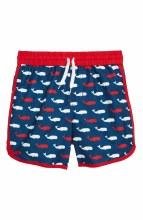 Hatley Swim Trunks in Whale Pod
