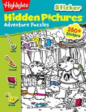 Highlights Hidden Pictures Adventure Puzzles