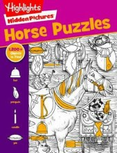 Highlights Hidden Pictures Horse Puzzles