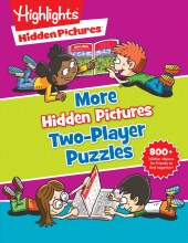 Hidden Pictures More Two-Player Puzzles