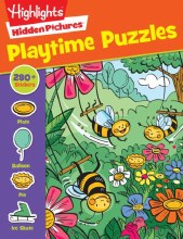 Highlights Hidden Pictures Playtime Puzzles