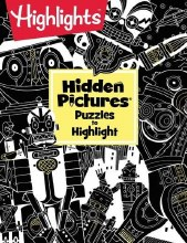 Highlights Hidden Pictures Puzzles to Highlight