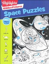 Highlights Hidden Pictures Space Puzzles