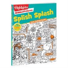 Hidden Pictures Spish Spalsh