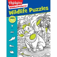 Highlights Hidden Pictures Wild Life Puzzles