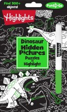 Highlights Dinosaur Hidden Pictures Puzzles to Highlights