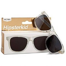 Hipsterkid Sunglasses Clear 3-6 years