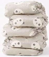 Honest Diapers Panda 1