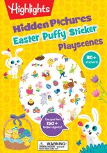 Hidden Pictures Puffy Stickers Playscenes Easter