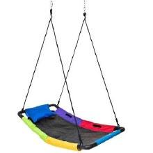 Colorful Super Platform Swing