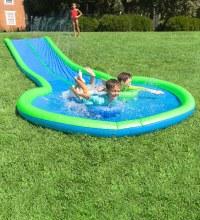 Hearthsong Ultimate Dual Water Slide