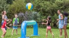 Volleyball Sprinkler