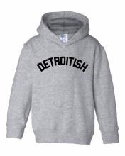 Ink Detroit Hoodie - Detroitish 2T