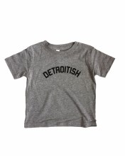 Ink Detroit T-Shirt - Detroitish 5/6T