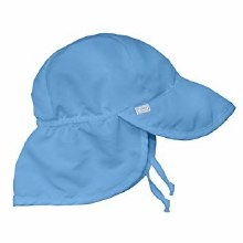 iplay Flap Sun Protection Hat Light Blue 2-4 years