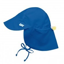 iplay Flap Sun Protection Hat Royal Blue 0-6 Months