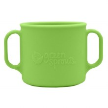 Green Sprouts Learning Cup Green