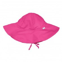 iplay Brim Sun Protection Hat Hot Pink 6- 18 Months