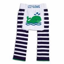 Izzy & Owie Leggings Whale