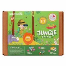 3 in 1 Craft Box- Jungle Safari