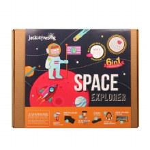 6 in 1 Craft Box- Space Explorer