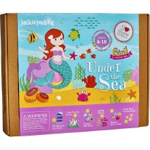 6 in 1 Craft Box- Under the Sea
