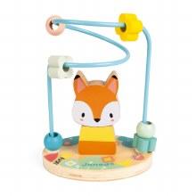Janod Pure Fox Bead Maze