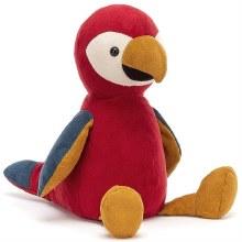 Jellycat Belby Parrot