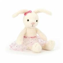 Jellycat Belle Bunny Ballet M