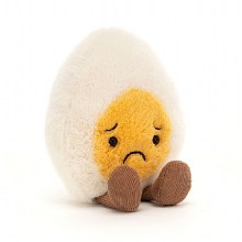 Amuseable Boiled Egg- Sorry