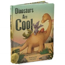 Jellycat Book Dinosaurs are Cool