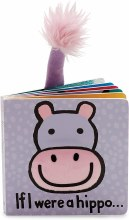 Board Book- If I were a Hippo