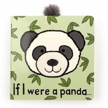 Board Book- If I Were a Panda