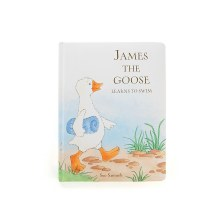 Book: James The Goose Learns to Swim