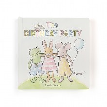 Jellycat Book The Birthday Party