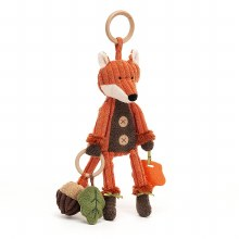Activity Toy- Cordy Roy Fox