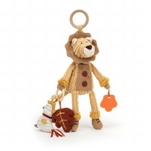 Activity Toy- Cordy Roy Lion