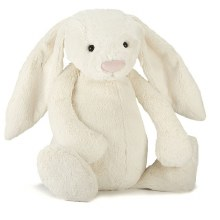 Jellycat Cream Bunny Really Big