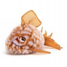 Jellycat Grumpy Orange Fish